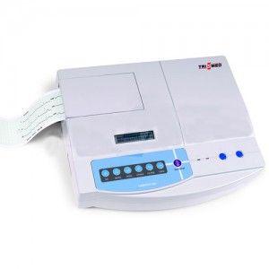 Electrocardiógrafo de 1 y 3 canales Cat TIS-CARDIPIA203N Trismed Co.