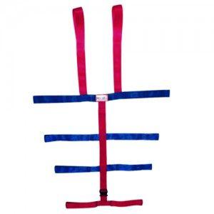 Sistema de fijación tipo araña con sujetador de 10 puntos Cat MEH-396 Medi Help