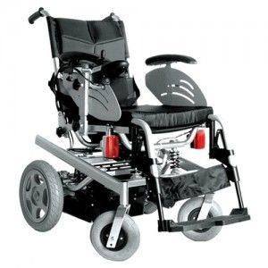 Silla de ruedas eléctrica modelo 2 Cat. HER-S600 Cat HER-S600 Hergom