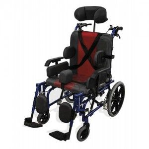 Silla de ruedas PCA (parálisis cerebral adulto) Cat HER-S800 Hergom