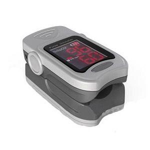 Oximetro de dedo con pantalla de 7 segmentos cat. AUR-FS10-A  Accurate