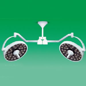 Lámpara para quirófano doble de techo de 100,000 Luxes de LED, Línea MI-1000 Cat. MIL-061525