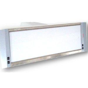 Negatoscopio cuadruple de LED para Mastografía convencional 18X24 cm Cat AEK-NMS-4/2 Aztek