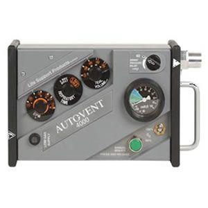 Ventilador de traslado pediatrico y Adulto Mod. Autovent 4000 con modo mezcla de aire y alarmas Cat. AV4000-L762 Allied