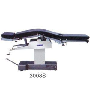 Mesa de cirugía hidráulica de lujo radiotrasnparente Cat. SEW-3008S