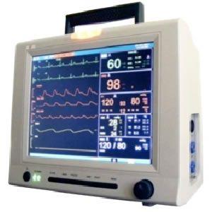 Monitor multiparametrico de signos vitales de 15