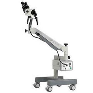 Colposcopio ecleris modelo C-100F con brazo pantografico ECL-C100FL