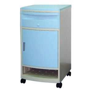 Gabinete para cama ABS de Jason color azul cat JCR-JF014-C2V1 Joson Care