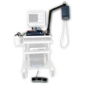 Sistema de 4 canales para aplicaciones de Electromiografía, PE y VCN Cat. NER-NEURONICA5