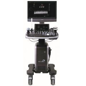 Ultrasonido diagnostico 2D/4D Live Paquete B c/4 transductores Cat ALP-ECUBE8-B Alpinion