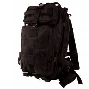 Mochila para rescate y transporte Mediana color Negro Cat. RTH-02202-BK  Rothco
