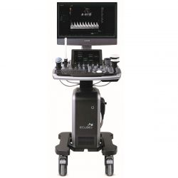 Ultrasonido diagnostico 2D/4D Live Paquete B c/4 transductores Cat ALP-ECUBE8-B Alpinion