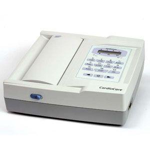 Electrocardiógrafo de 12 canales ECG Cardiocare 2000