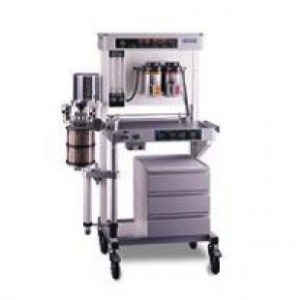 Equipo para anestesia con 2 gases, 2 flujometros, 2 vaporizadores y VENTI 7 + monitor Cat RMD-ROYAL-77M Royal Medical
