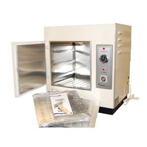 Esterilizador da calor seco Esterimatic de 3 charolas Cat CAS-36-81R CAISA