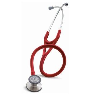 Estetoscopio Littmann cardiology III rojo Cat 3MR-3140 3M