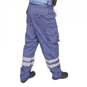 Pantalón paramédico de gabardina varias tallas MEH-249