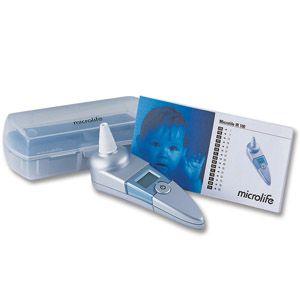 Termómetro digital infrarojo de oído de nueva generacion Cat MIF-IR100 Microlife