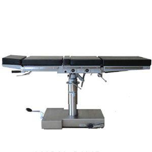 Mesa quirúrgica hidráulica radiotransparente con accesorios estandar Cat BAM-160B Bame