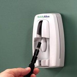 Soporte de pared para sistema de iluminación de espejo vaginal Cat. WEA-78820