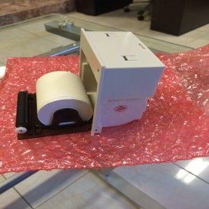 Impresora térmica con tapa para monitor zafiro Cat WAV-ZA-14005 Waltvick
