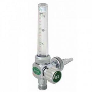 Flujómetro sencillo para oxigeno 0-15 LPM con conexión tipo PURITAN Cat ARD-902314 Aramed