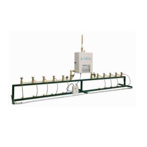 Manifold con cambiador automático NOM-016-SSA3-2012 1 x 1 Cat. ARD-902490  Aramed