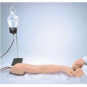 Maniquí de Brazo para inyección y venopunción avanzada Cat NAS-LF01121U Nasco - Simulaids