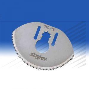 Hoja para yeso convencional y sintetico Ion Nitrided de 2.5