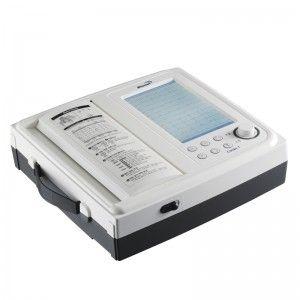 Electrocardiógrafo de 12 canales con monitorizacion avanzada - BIN-CARDIO-7