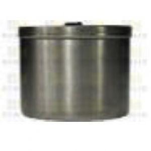 Bote para gasas de 4 lts. en acero inoxidable Cat. HEL-HM42