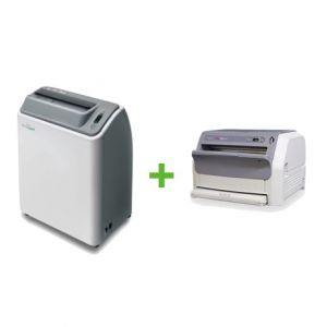 Sistema de radiología compuesta por digitalizador FCR PRIMA II, chasises e impresora DRYPIX Cat. FUJ-FCR-EQP  Fujifilm