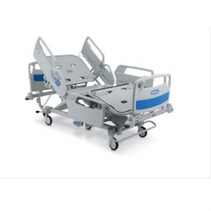 Cama para hospital Hill Rom 900 con barandales simples Cat HIL-HR900 Hill-Rom