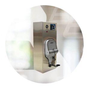 Lavador desinfector de cómodos de vapor autogenerado Cat EBP-LCAG-FIT EBP