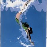 Medium swimmer 1