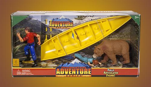 Full imagination adventure