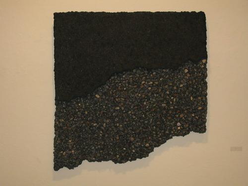 Full lois gravel wall