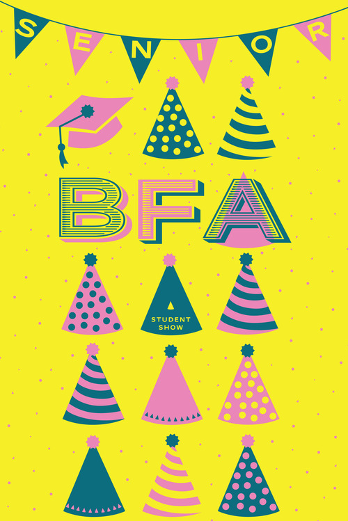 Full bfa senior show