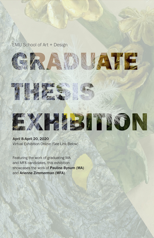 Full graduate thesis exhibition online exhibition