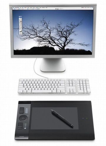 Preview drawing tablet