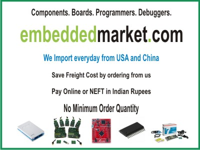 Import Electronics Embedded Products India