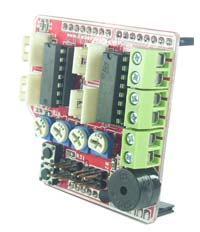 Sensor and Motor Shield for Arduino