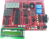 8051 Advance Trainer Board