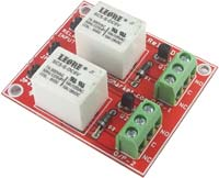 Relay Board Dual Interfacing