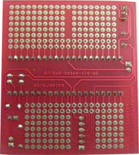 Janta Board For AVR 40 Pin Devices and 89S51/52