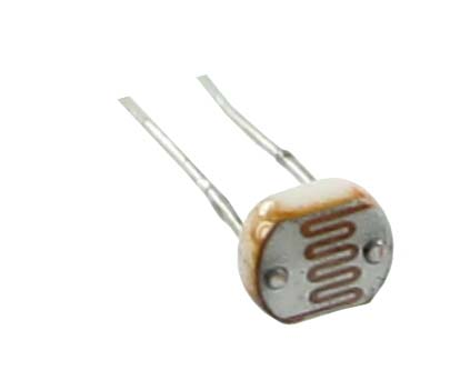 LDR Light Sensor 5 mm - Rs.10.6 India - Made By - EMT