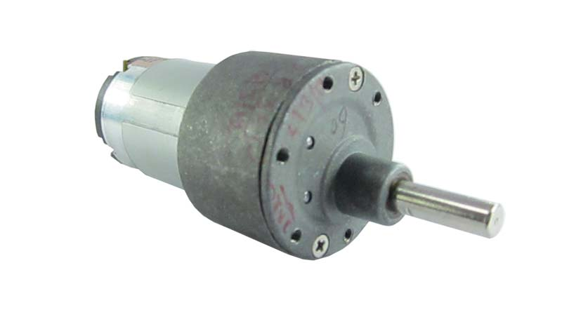 Johnson Geared Dc Motor 60 Rpm India Made By