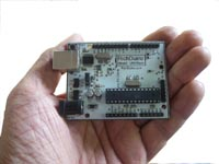 Richduino UNOBasic for Arduino with Male Headers