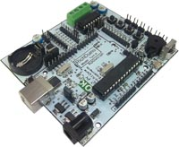 Richduino UNO Twin-A Kit For Arduino Experiments