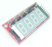 Seven Segment Display Board